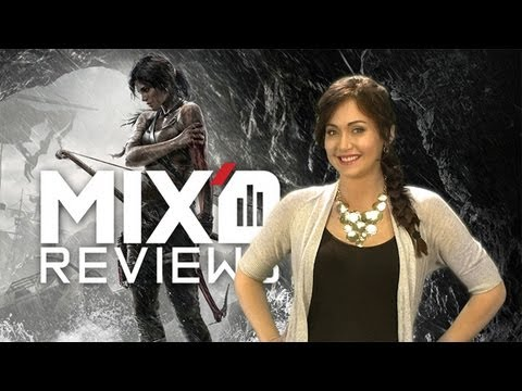 Tomb Raider (2013) -- Mix'd Reviews