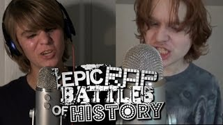 COVER - Mozart vs Skrillex - Epic Rap Battles of History