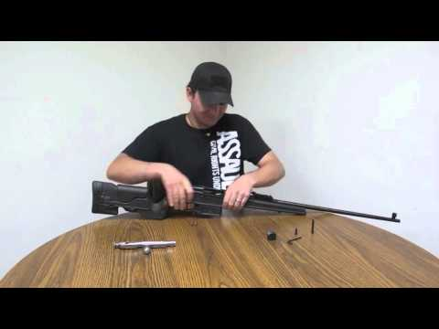 Archangel Manufacturing AA9130 Mosin Nagant Polymer Stock Installation & Review Part I