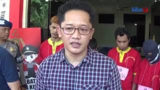 Kilas7 TV Batam - Satnarkoba Polresta Barelang Amankan 774 Gram Sabu Dalam Seminggu