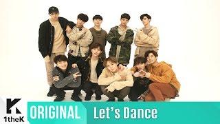 Let's Dance: PENTAGON(펜타곤)_Your Eye Candies, Ten Gorilla Boys of PENTAGON!_ Gorilla(고릴라)