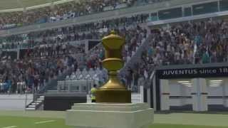 PES 2015 PS4 FIFA Club World Cup Final