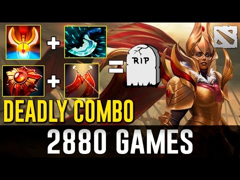 Legion Commander Deadly Combo [2880 Matches] Dota 2