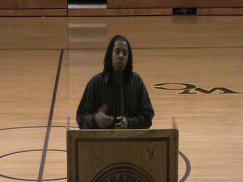 Watson chapel high school assembly (stop the violence)