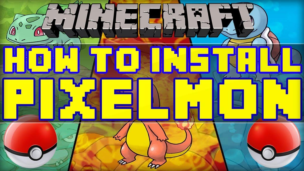 how to create a pixelmon server
