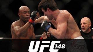UFC 148 Highlights
