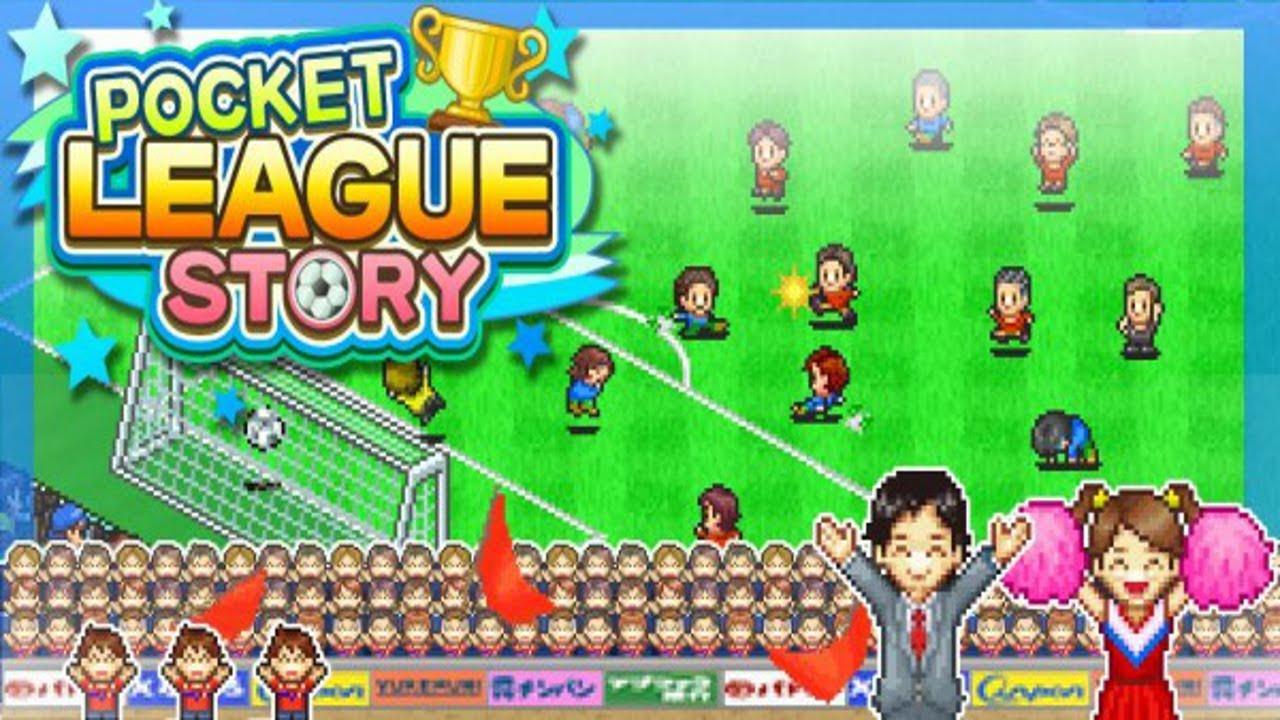 Pocket League Story juego para iOS y Android