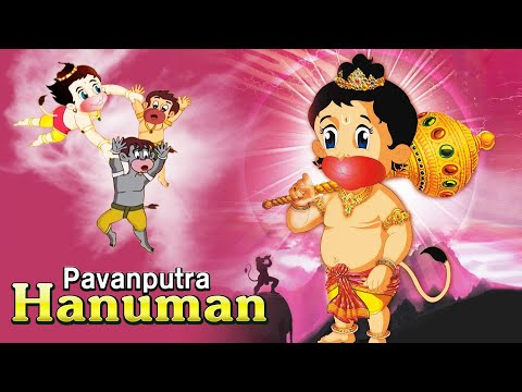 Pavanputra Hanuman Full Movie - Hindi Kids Animation video