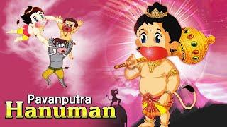 PavanPutra Hanuman Full Movie - Hindi Kids Animation
