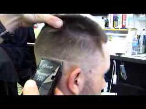 SECRETS To Fade how to take out line & fix a bad haircut Razor Shaved Video