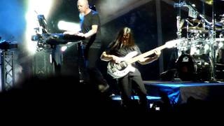 endless sacrifice - dream theater live athens 2011