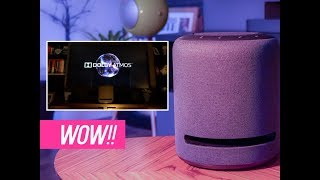 Echo Studio as Dolby Atmos Home Cinema Speaker is Incredible | Full Set up Guide