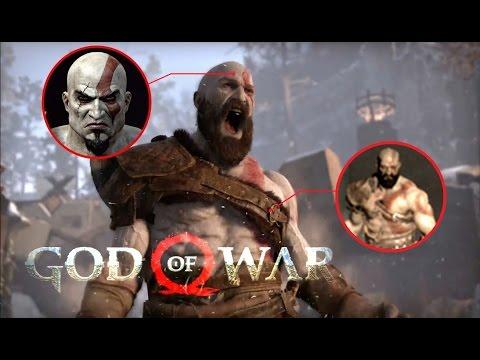 EL NUEVO GOD OF WAR/ANALIZANDO EL TRAILER (GOD OF WAR 4) - MaxiLunaPMY
