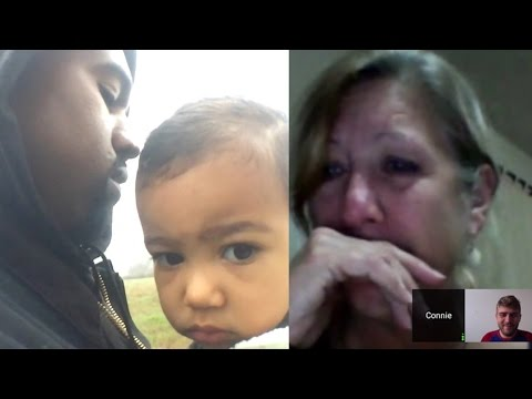Kanye West only One Video Reactions From Moms & Their Complex Kids. video
