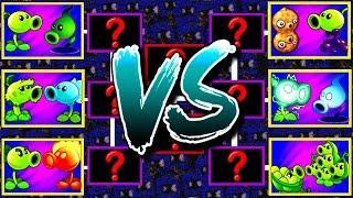 Plants vs Zombies 2 Mod Tournament Every Plant Max Level Pvz 2 Gameplay Plantas contra Zombis