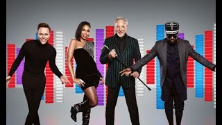 The Voice UK: The Start Of The Seventh Blind Auditions.