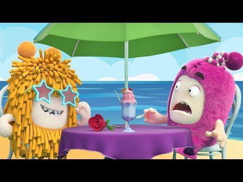 Oddbods | Blind Date | Funny Animated Show by Oddbods & Friends