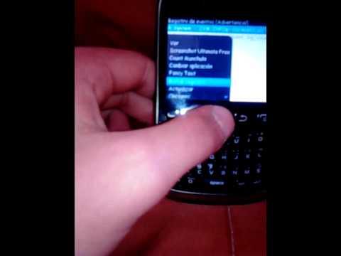 Como acelerar rendimiento de BlackBerry 9320