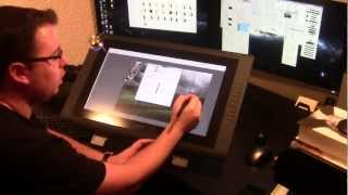 Wacom Cintiq 22HD Review & Setup