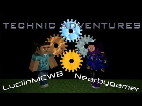 01 Technic Adventures w/ Nearbygamer