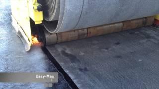Macchina automatica compatta e veloce per applicazione a caldo