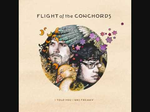Flight Of The Conchords - Pencils In The Wind Tape Of Love
