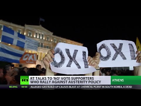 RT talks to 'Yes' & 'No' supporters in Athens ahead of Sunday's referendum