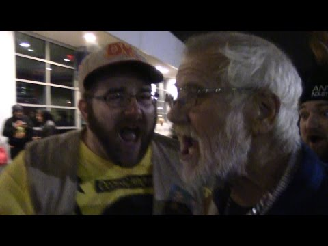 ANGRY GRANDPA GOES TO THE ROYAL RUMBLE!!