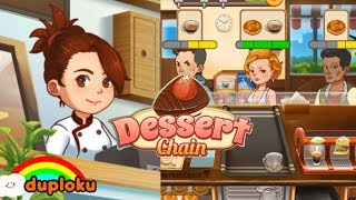 Game Dessert Chain Masak Masakan Game Review - Duploku