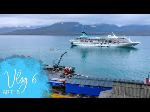 Vlog 6 (MS Artania 18) - Schieflage vor Barentsburg - Phoenix Reisen