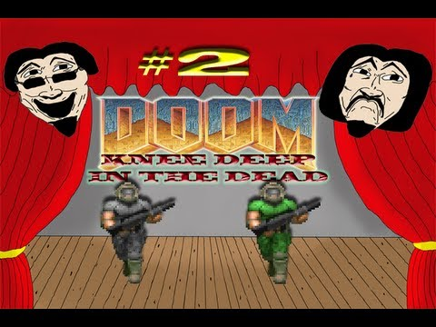 Doublejump Theatre - Doom: Knee-deep In The Dead - Anal Rape City [2] video
