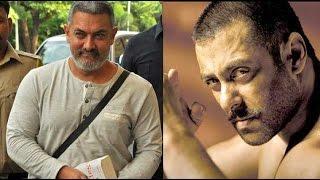OMG! Salman Khan ने बताया Aamir Khan की Dangal को Sultan की copy