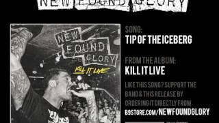 Watch New Found Glory Tip Of The Iceberg video