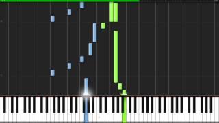 Dire, Dire Docks - Super Mario 64 [Piano Tutorial] (Synthesia)