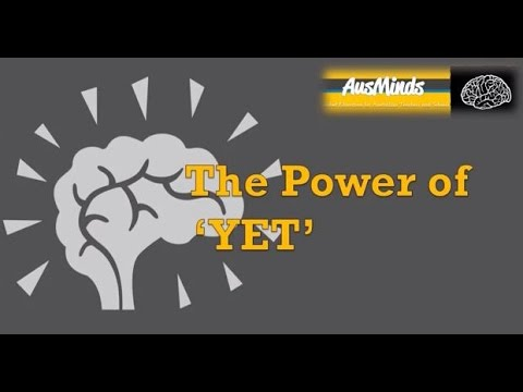 the power of yet A perfect poster to display in your classroom to refer your students back to the importance of the three words 'the power of yet' those three words 'rock.