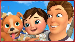 Bingo Dog Song , Baby Shark , Finger Family Song , Happy Birthday Song , Wheels on the Bus [HD]