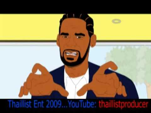 R. Kelly Cartoon: To Catch a Predator