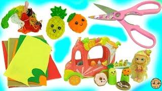 Sew Mini Treats Do It Yourself Make Kawaii Cute Fruits - Easy DIY Felt Craft Book