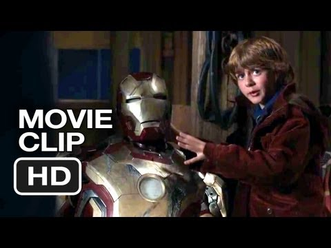 Iron Man 3 Movie CLIP - Stealth Mode (2013) - Robert Downey Jr. Movie HD