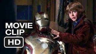 Iron Man 3 Movie CLIP - Stealth Mode (2013) - Robert Downey Jr. Movie HD