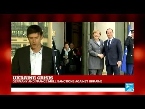 Ukraine: France calls for EU sanctions against Ukraine's leaders