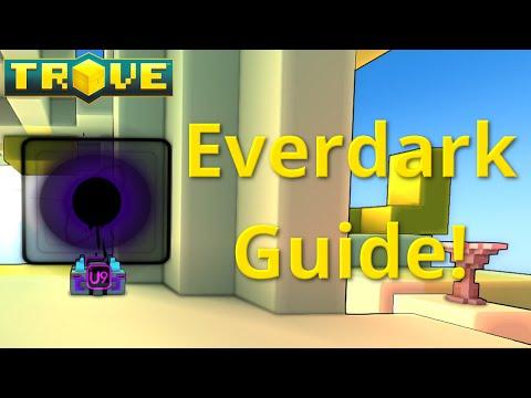 Trove Everdark GuideTutorial! How to Use Class Gem Keys & Shapers Star Keys!