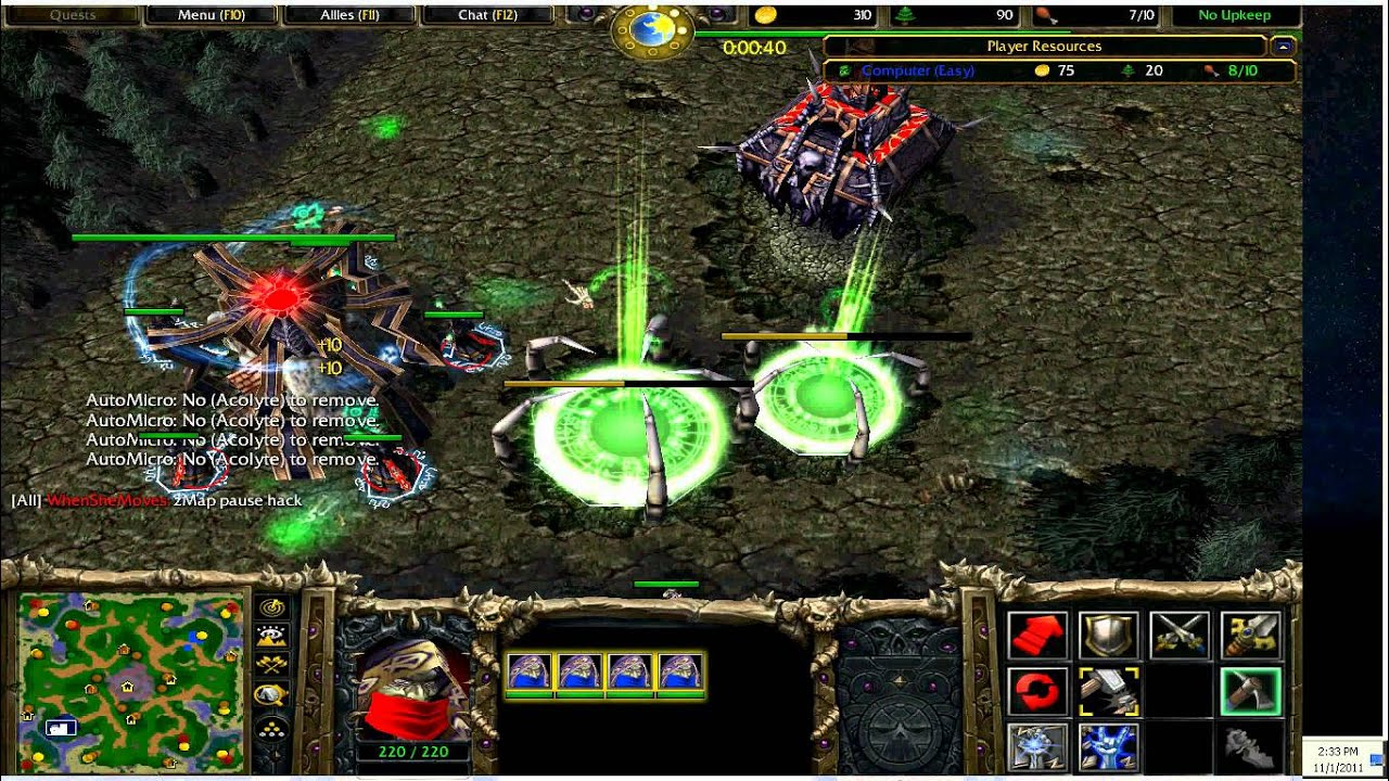 Tlcharger Warcraft III : The Frozen