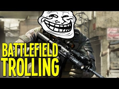 Battlefield 3 - Weekend Trolling!