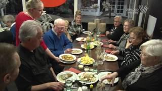 Samen eten met senioren