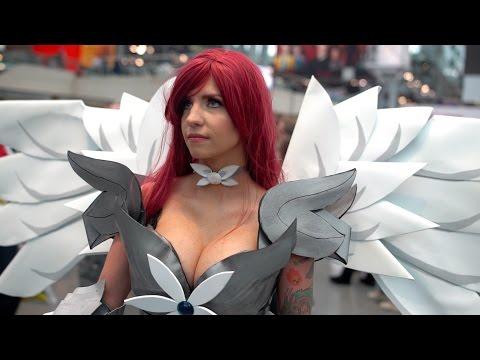NYCC COSPLAY SPOTLIGHT PART 2 - New York Comic Con 2016