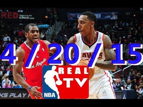 Season 3 - Los Angeles Clippers @ Atlanta Hawks (4/20/15)