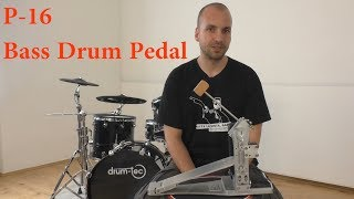 Download Lagu P-16 Double Bass Pedal | Is this the World's Fastest Bass Drum Pedal? Gratis STAFABAND