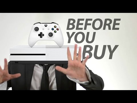 Xbox One S - Before You Buy