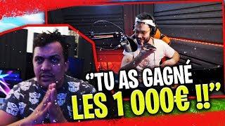 JE FAIS CROIRE A TK78 QU'IL A GAGNÉ LES 1 000€ DE MA MAP EDIT !!